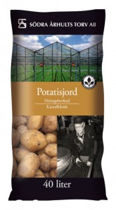 Potatisjord