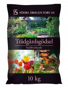 Trädgårdsgödsel