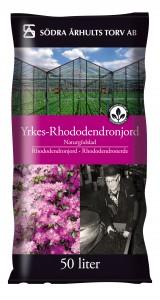 YrkesRhododendronjord