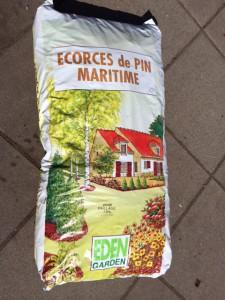 Pinjebark, 70 Liter